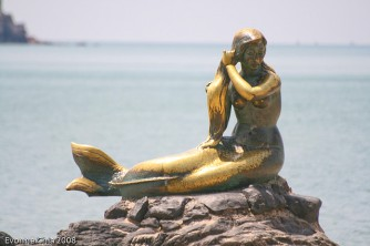 mermaid-Songkhla-Thailand